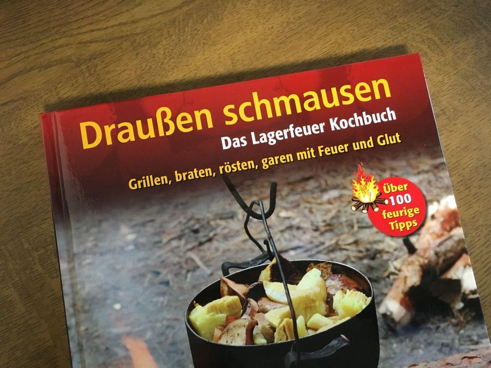 Lagerfeuer Kochbuch