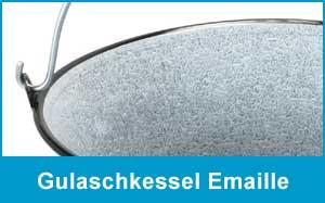 Gulaschkessel Emaille