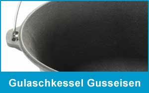 Gulaschkessel Gusseisen